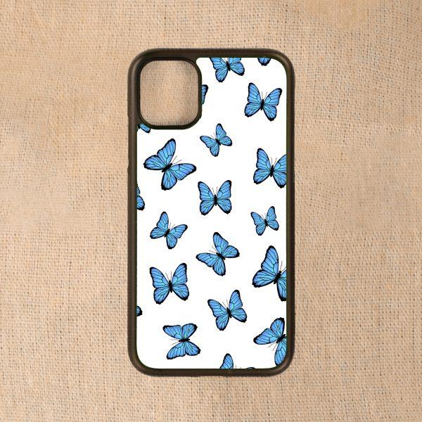 Blue Butterflies Phone Case abbyrose